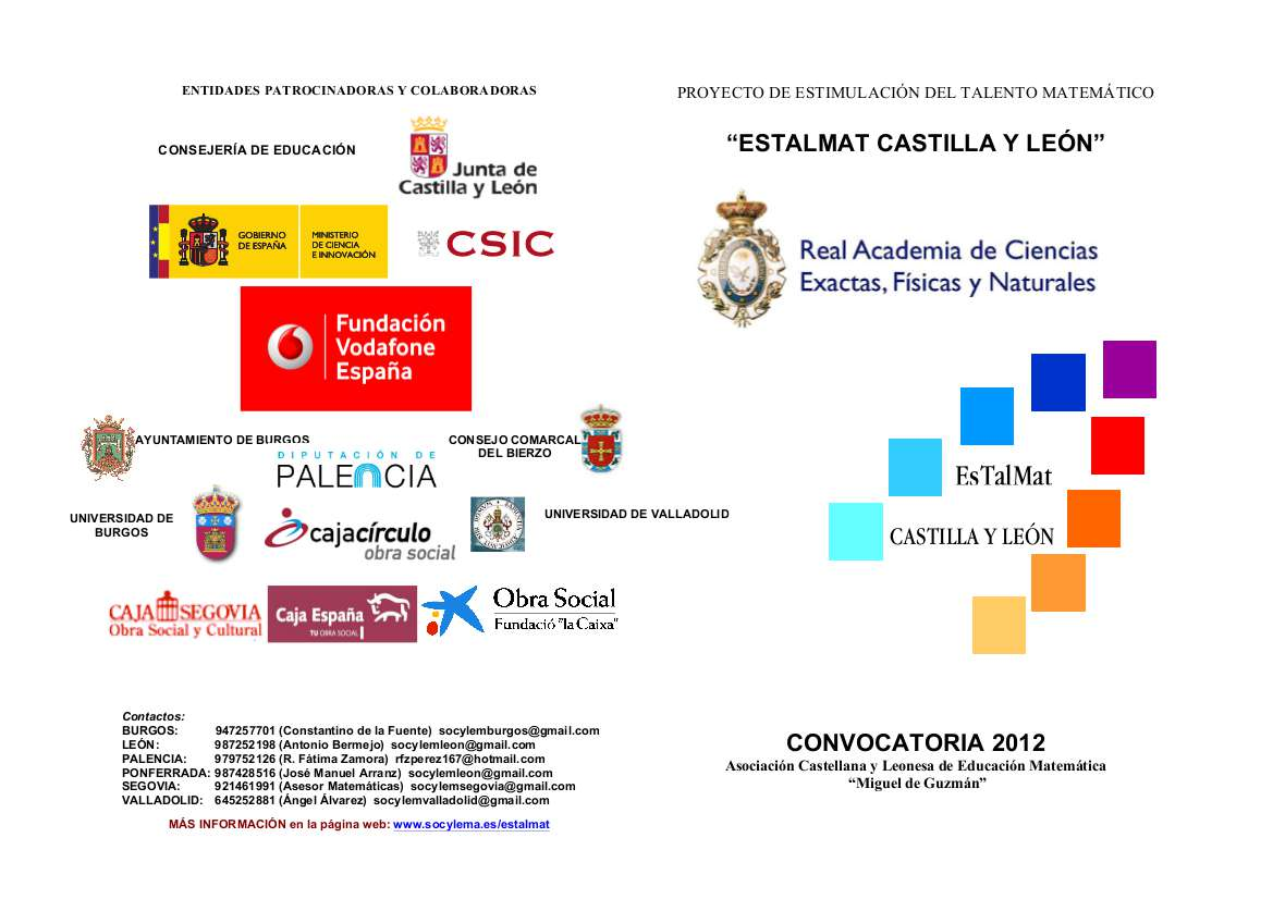 Portada_convocatoria_ESTALMAT_2012